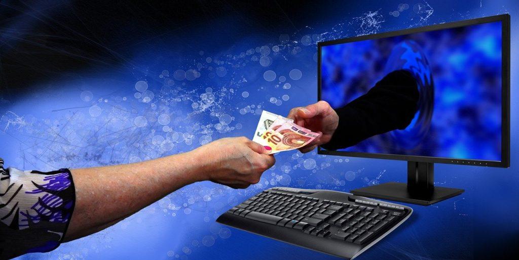 קניות יד ביד במחשב